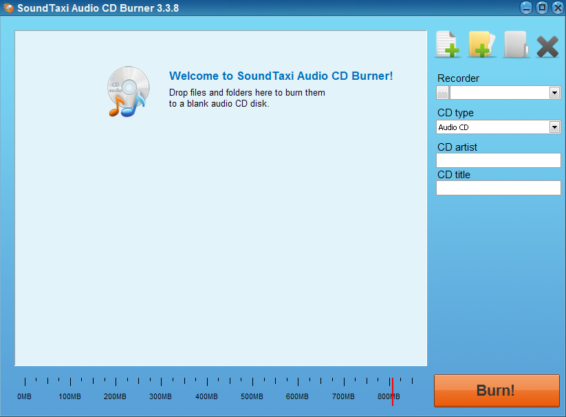 Soundtaxi audio cd burner.png